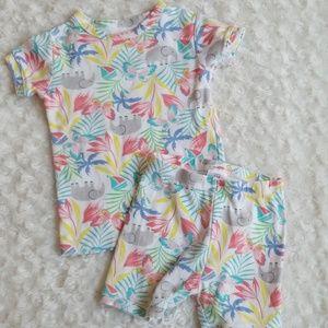 Baby GAP pajama set 🐘